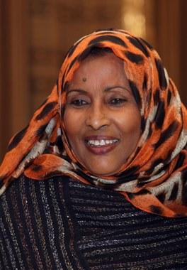 MP Aicha Dabar Guelleh