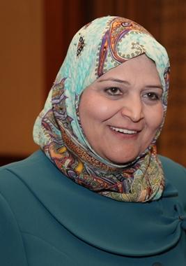 MP Intisar El Jabbouri