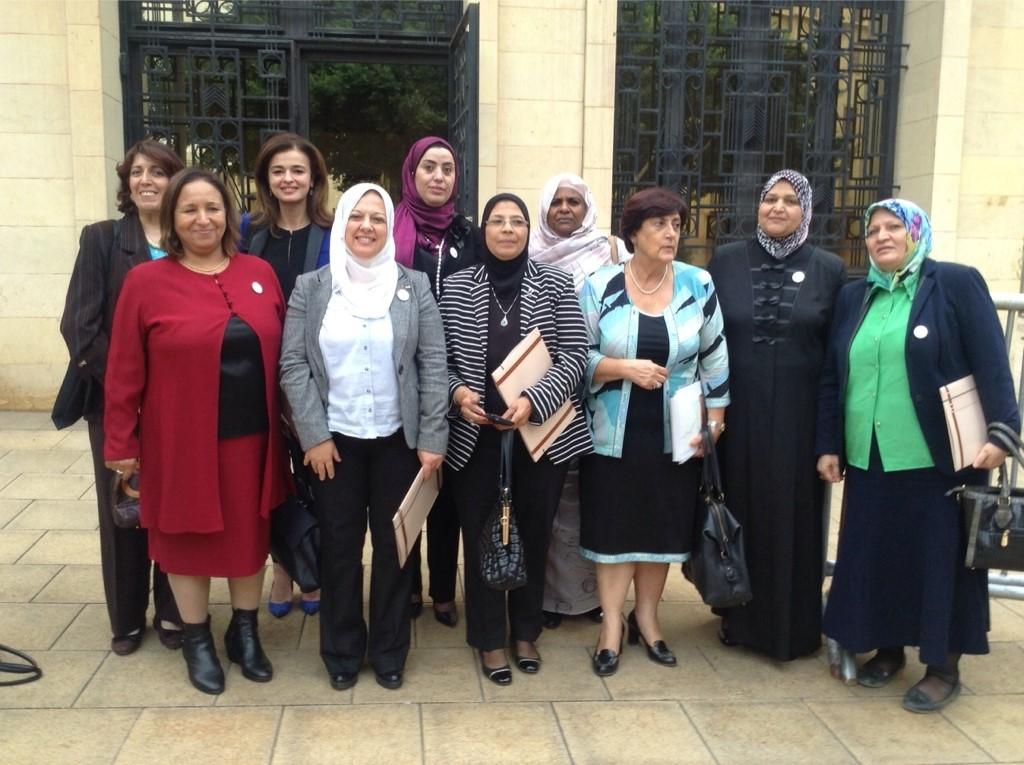 المؤتمر الاقليمي لائتلاف البرلمانيات من الدول العربية لمناهضة العنف ضد المرأة: تعزيز المساواة وحقوق المرأة في قانون العقوبات